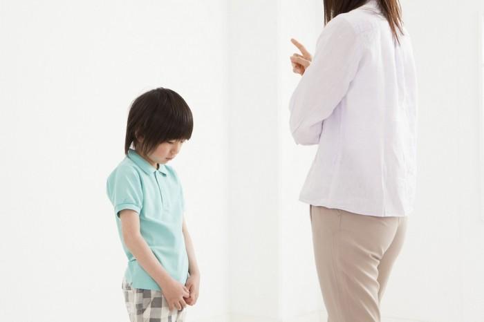 子どもがいけないことをしたら、罰は与えていいの?