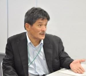 飯田道郎先生