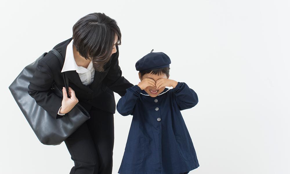 ママが働いていることは、子どもの発達にマイナスか?_top