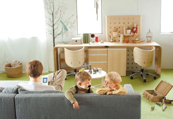 インテリアのプロ アクタスに学ぶ「今どき子ども部屋の作り方」