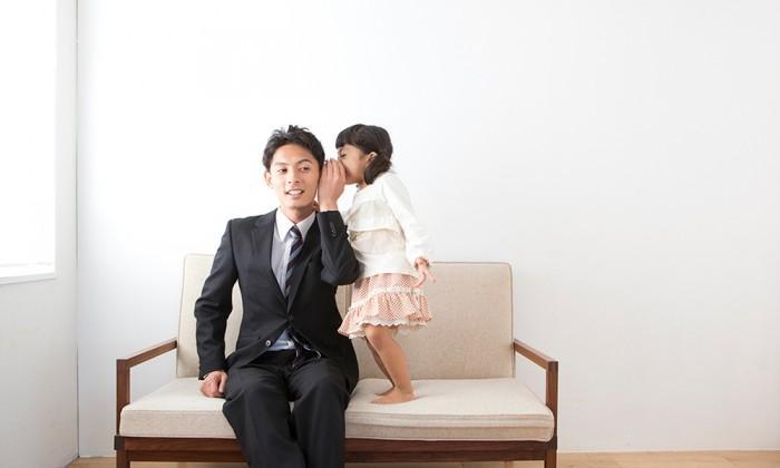 短い時間でも子どもの心にパパの存在感を刻み込むマジックワード【理想のパパになる 第1回】