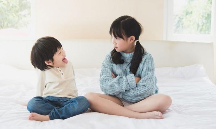 男の子と女の子はこうも違う!違いを知ればママのイライラが減る!?