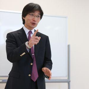 黒田善輝先生