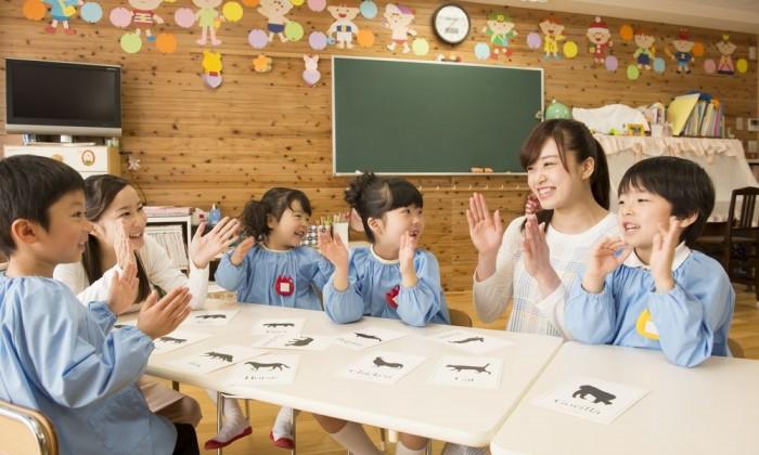 日本初!認可保育園向け教育プログラムKID'S PREP PROGRAMとは?
