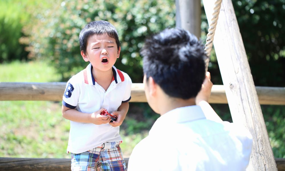 4歳児は心が揺れている!「4歳の壁」の正しい対処法とは?