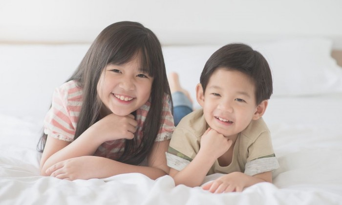 上の子と下の子、ママがバランスよく関わるコツとは?