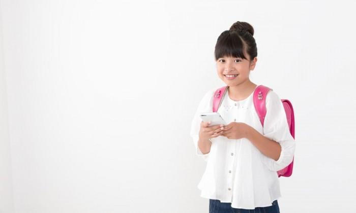 新学期はすぐそこ! 小学校一年生から携帯を持たせるべき?