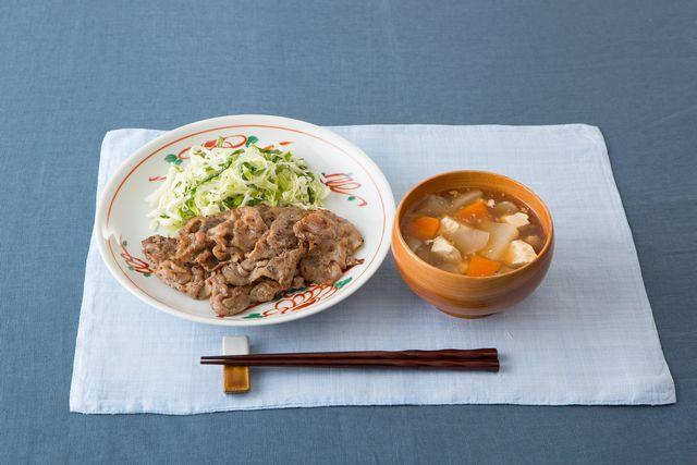 3_生姜焼き