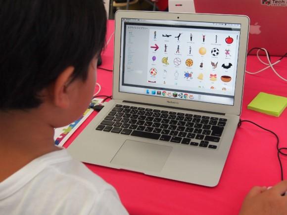 実践的なプログラミング・スキルが身につく「テックキッズスクール」体験会に潜入!