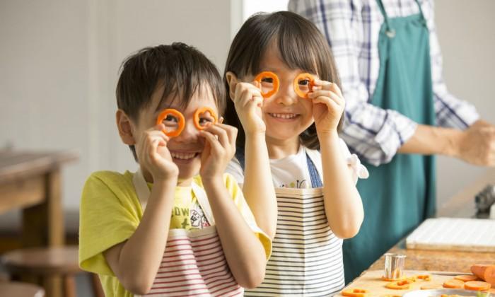 3歳からできる!ハロウィンに十五夜…プロが教える、秋の簡単食育親子レシピ