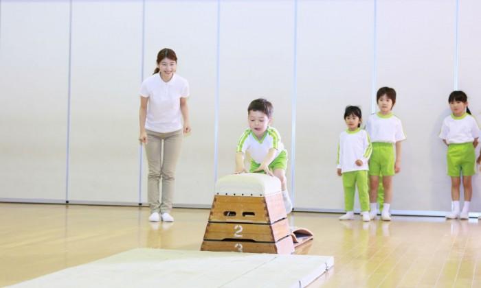 運動の成功体験で学力もUPする! 話題の「お受験体操」とは?