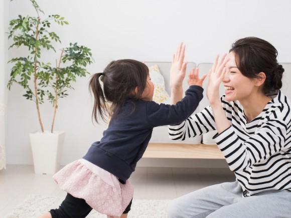「褒める」のではなく「認める」ことで子どものやる気はUPする!
