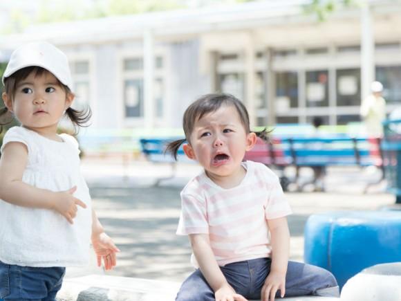 うちの子がお友だちを叩いた!親としてどうすべき?