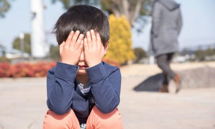 「泣いちゃダメ!」と言う前に親が知っておきたいこと!