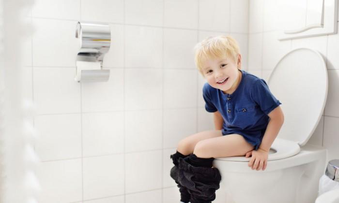 グッズに頼りすぎない方が案外うまくいく? マネしたい海外式のトイレトレーニング術!