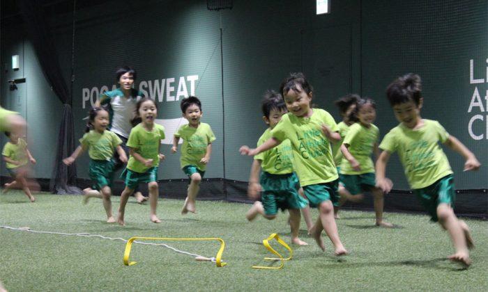 運動 神経 子供